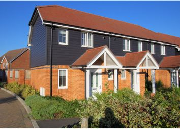 Thumbnail 1 bed end terrace house for sale in Applin Road, Salisbury