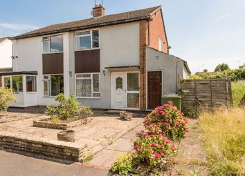 Thumbnail 2 bed semi-detached house for sale in Forelands Grove, Rock Hill, Bromsgrove