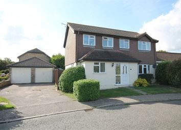 Thumbnail 4 bed detached house for sale in Grasmere Gardens, Kirby Cross, Frinton-On-Sea