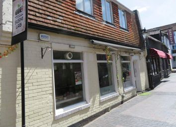 Thumbnail Retail premises to let in The Shambles, High Street 1, Guildford, Surrey