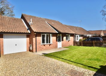 Thumbnail 2 bed semi-detached bungalow to rent in The Lea, Cooper Road, North Walsham