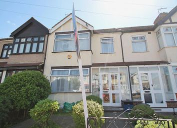 Thumbnail 3 bed terraced house for sale in Tollesbury Gardens, Barkingside, Ilford