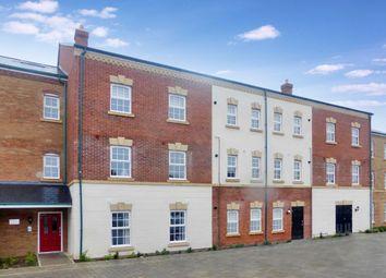 Thumbnail 2 bedroom flat to rent in Staldon Court, Wichelstowe, Swindon, Wiltshire