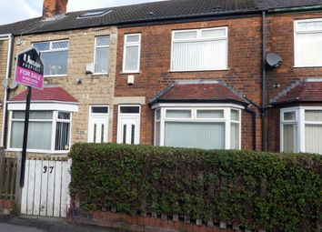 Thumbnail 2 bedroom terraced house for sale in Endymion Street, Hull
