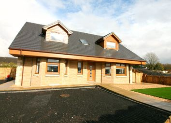 Thumbnail 4 bedroom detached house for sale in Southfield Road, Shotts