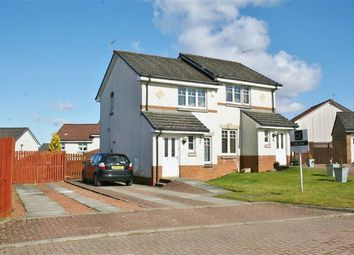 Thumbnail 2 bed semi-detached house for sale in Greenacre Road, Bonnybridge, Stirlingshire