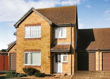 Thumbnail 4 bed link-detached house for sale in Chandlers Way, Ramsey Mereside, Ramsey, Huntingdon