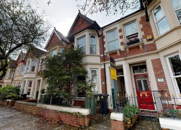 Thumbnail 3 bed terraced house for sale in Amesbury Road, Penylan, Cardiff