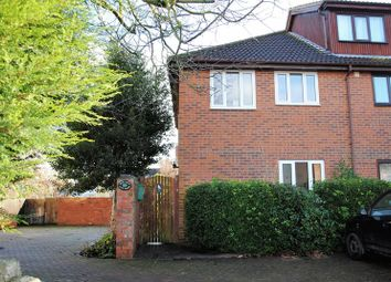 Thumbnail 2 bed terraced house for sale in Harrison Close, Dark Orchard, Newnham