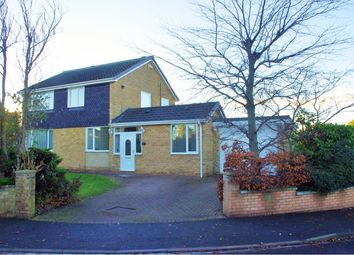 Thumbnail 4 bed detached house for sale in Valley Drive, Yarm