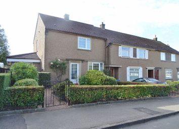 Thumbnail 2 bedroom terraced house for sale in St. Serfs Road, Tullibody, Alloa
