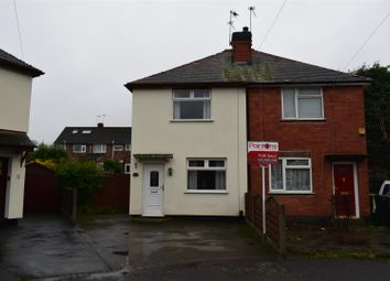Thumbnail 2 bed property for sale in Evans Close, Bedworth
