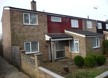 Thumbnail 4 bed terraced house to rent in Vardon Road, Stevenage