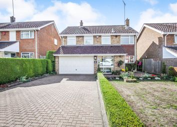 Thumbnail 4 bedroom detached house for sale in The Shires, Old Bedford Road, Luton