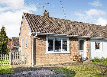 2 bed semi-detached bungalow for sale in Aragon Close, Amesbury, Salisbury SP4