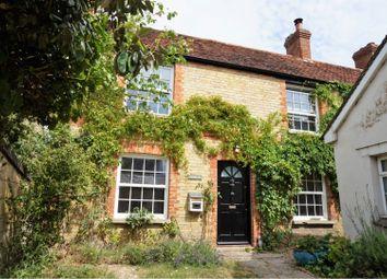 Thumbnail 3 bed detached house for sale in Scotts Lane, Marsh Gibbon