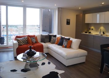 Thumbnail 2 bed flat to rent in Mill Park, Cambridge