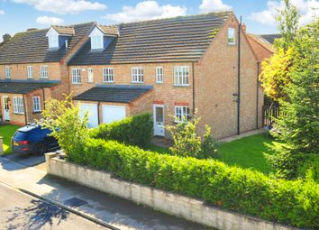 Thumbnail 4 bed end terrace house for sale in Hollins Lane, Hampsthwaite, Harrogate
