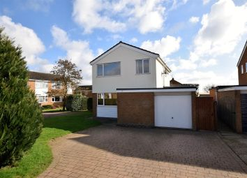 Thumbnail 3 bed detached house for sale in Shannon Way, Oakham