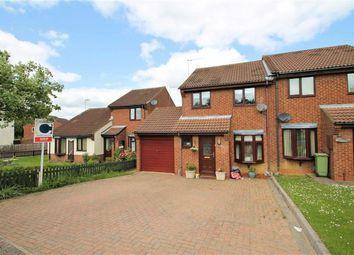 Thumbnail 3 bedroom semi-detached house for sale in Blackmoor Gate, Furzton, Milton Keynes, Bucks