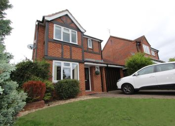 Thumbnail 3 bed property to rent in Lambley Drive, Allestree, Derby