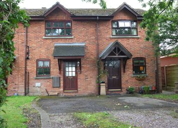 Thumbnail 2 bed mews house to rent in Hopefield Road, Lymm