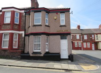 Thumbnail 2 bed end terrace house for sale in Corinthian Street, Rockferry, Birkenhead