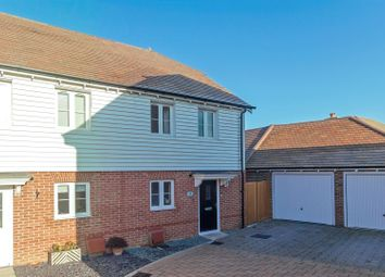 2 bed end terrace house for sale in Grayling Road, Iwade, Sittingbourne ME9