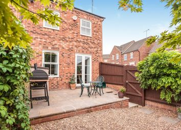 Thumbnail 3 bed end terrace house for sale in Chester Court, Hemsworth, Pontefract