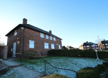 Thumbnail 3 bed semi-detached house for sale in Cotleigh Road, Sheffield