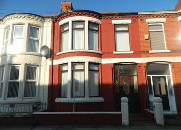 Thumbnail 3 bed terraced house for sale in Deansburn Road, Liverpool