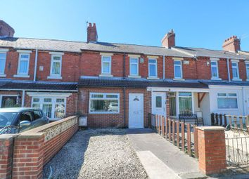 Thumbnail 2 bed terraced house to rent in Wellington Road, Dunston, Gateshead