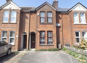 Thumbnail 2 bedroom terraced house for sale in Layton Road, Parkstone, Poole