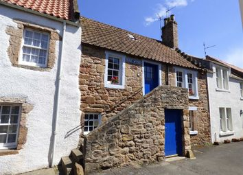 Thumbnail 3 bed cottage for sale in Rose Wynd, Crail, Fife