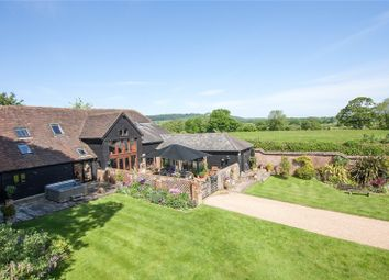 Hall Place, Cranleigh, Surrey GU6. 5 bed barn conversion for sale
