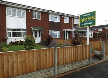 Thumbnail 3 bed terraced house for sale in Allen Drive, Wednesbury, West Midlands