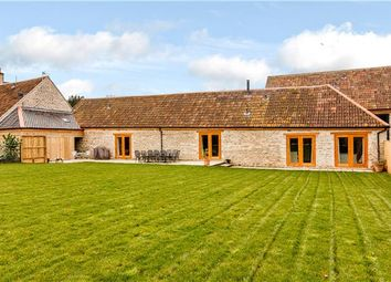 Thumbnail 3 bedroom detached house for sale in Uplands Farm Barns, Wellsway, Burnett, Nr Bath