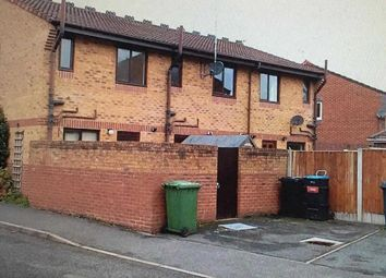 Thumbnail 2 bed terraced house to rent in Foxwood Drive, Wrexham