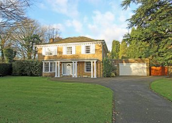 Thumbnail 4 bedroom detached house for sale in Chequers Lane, Walton On The Hill, Tadworth