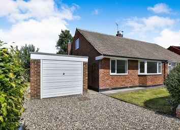 Thumbnail 3 bed bungalow for sale in Borrowdale Drive, Durham