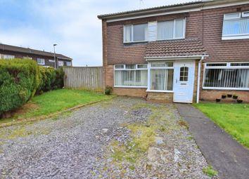 3 bed semi-detached house for sale in Dipton Grove, Cramlington NE23