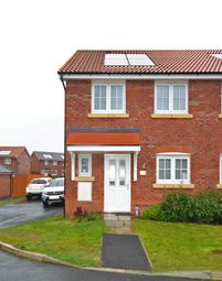 Thumbnail 3 bed semi-detached house for sale in Clos Bodrhyddan, Rhyl