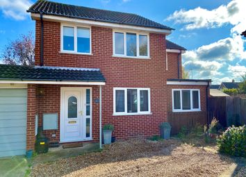 Thumbnail 4 bed detached house for sale in Lisle Way, Emsworth