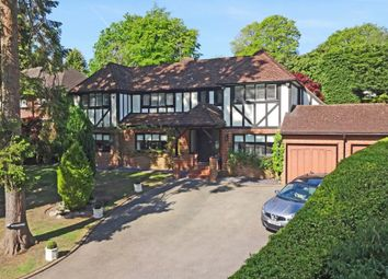 Thumbnail 4 bed detached house for sale in Beech Drive, Kingswood, Tadworth
