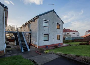 Thumbnail 1 bedroom flat for sale in Bevan Court, Ardrossan, North Ayrshire