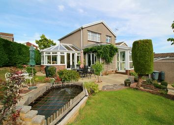 Thumbnail 3 bed detached house for sale in Park Prospect, Graigwen, Pontypridd