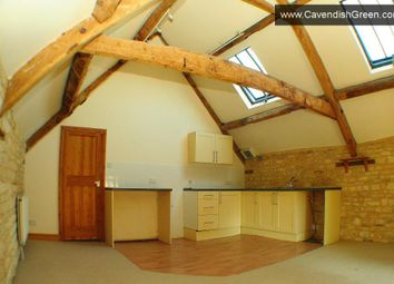 Thumbnail 2 bed barn conversion to rent in Withington, Cheltenham