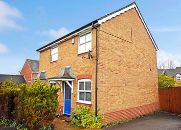 Thumbnail 1 bedroom semi-detached house for sale in Broadmeadow End, Thatcham