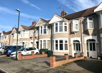3 bed terraced house for sale in Mapleton Road, Coventry CV6
