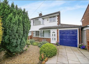 Thumbnail 3 bed semi-detached house for sale in Caxton Road, Rainhill, Prescot